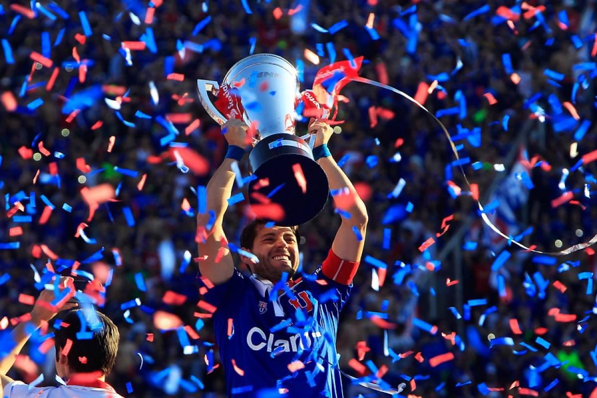El título del Apertura 2014 era el último de Primera antes del Clausura 2016-2017 / Agencia UNO