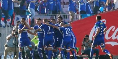 La U a la Libertadores: así se reparten los cupos internacionales de Chile en 2018