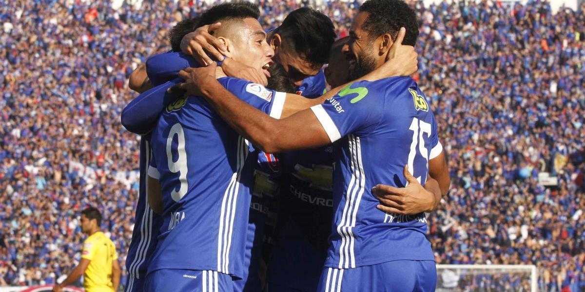 Así vivimos el triunfo azul y la celebración de su estrella 18 en el Nacional