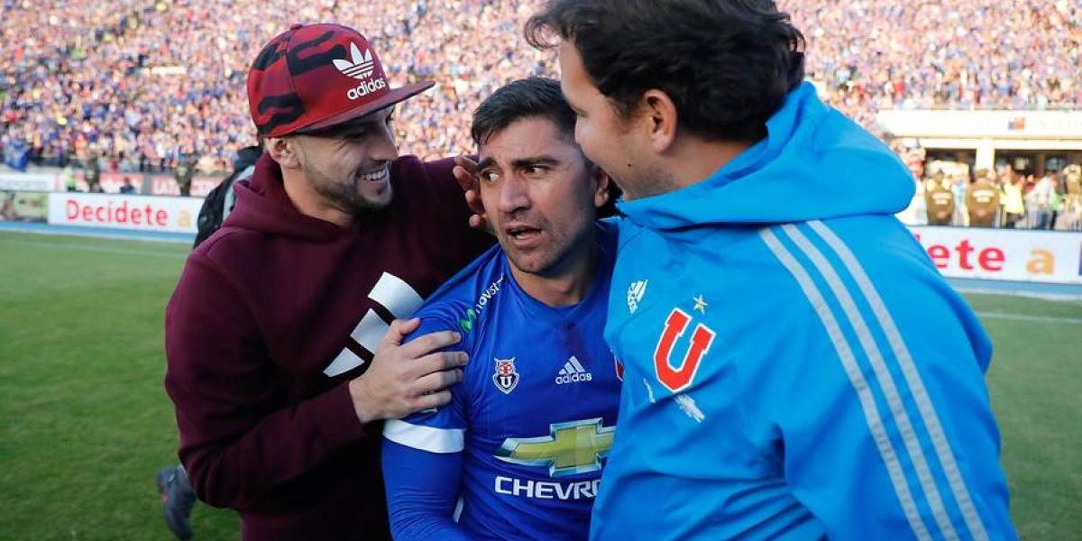 El multicampeón David Pizarro explica por qué es tan especial el título con la U