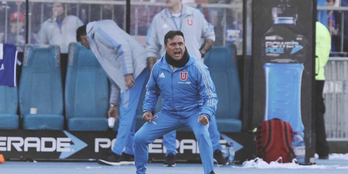 """Hoyos no pudo controlar la emoción por el título:  """"Busqué el premio máximo y se nos dio"""""""