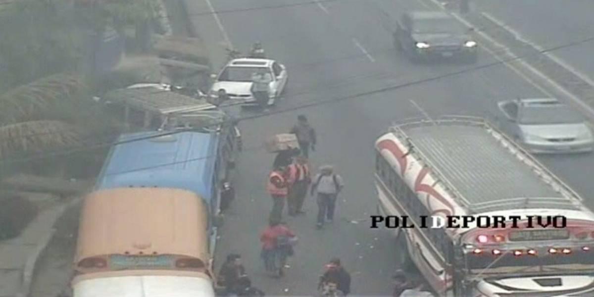 Otro accidente de tránsito se registra en ruta Interamericana