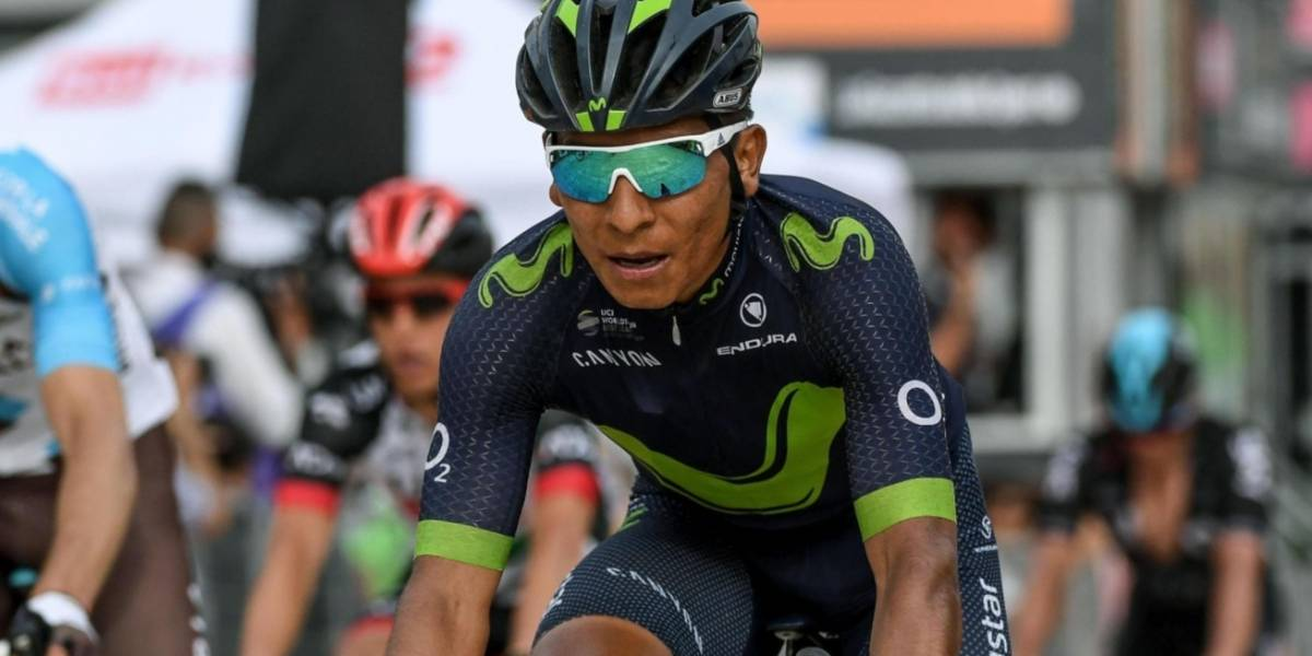 Tom Dumoulin ganó la etapa 14 del Giro de Italia 2017, Nairo no pudo en la montaña