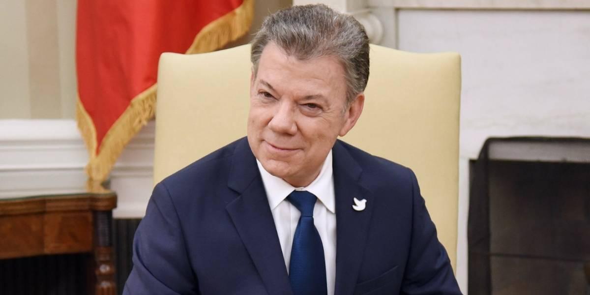 """""""Situación en Buenaventura, bajo control de fuerza pública"""": Presidente Santos"""
