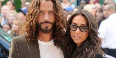 """""""Noté que arrastraba las palabras; estaba diferente"""": Esposa de Chris Cornell"""