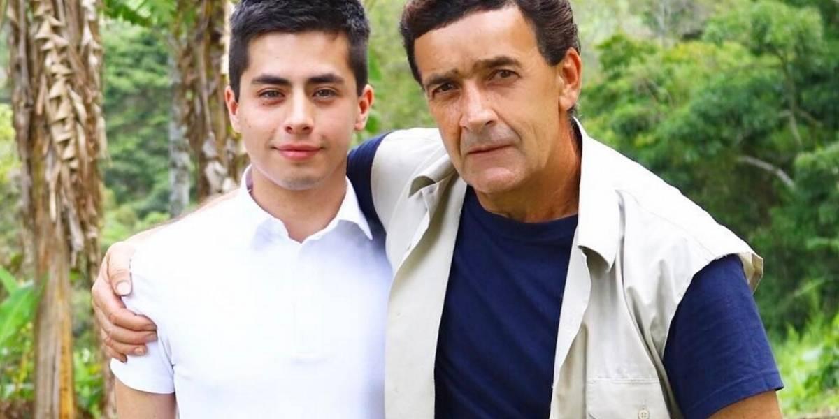 Después de 23 años Javier Ramírez encontró a su papá por redes sociales