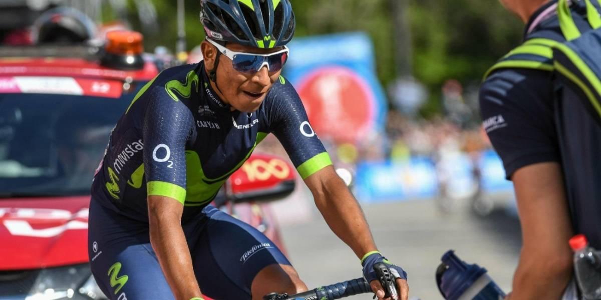 Nueva oportunidad para Nairo en la montaña del Giro