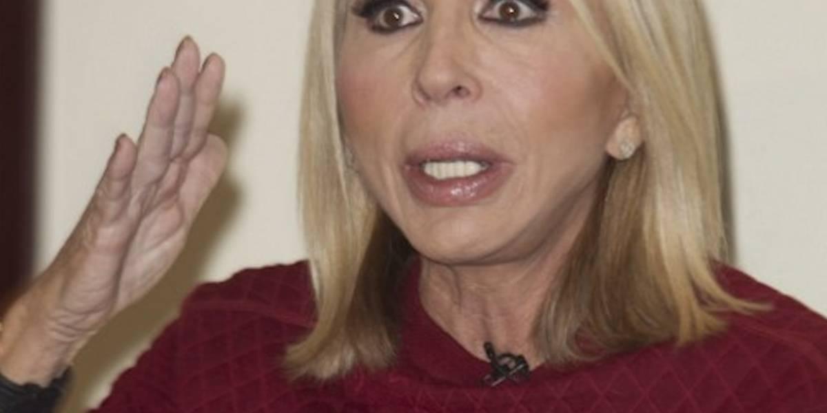 """VIDEO. Llaman a Laura Bozzo """"pionera de la TV basura en Perú"""" y así reacciona"""