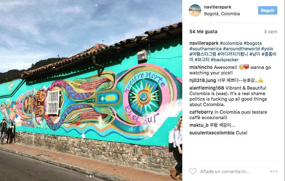 Street Art, Colombia