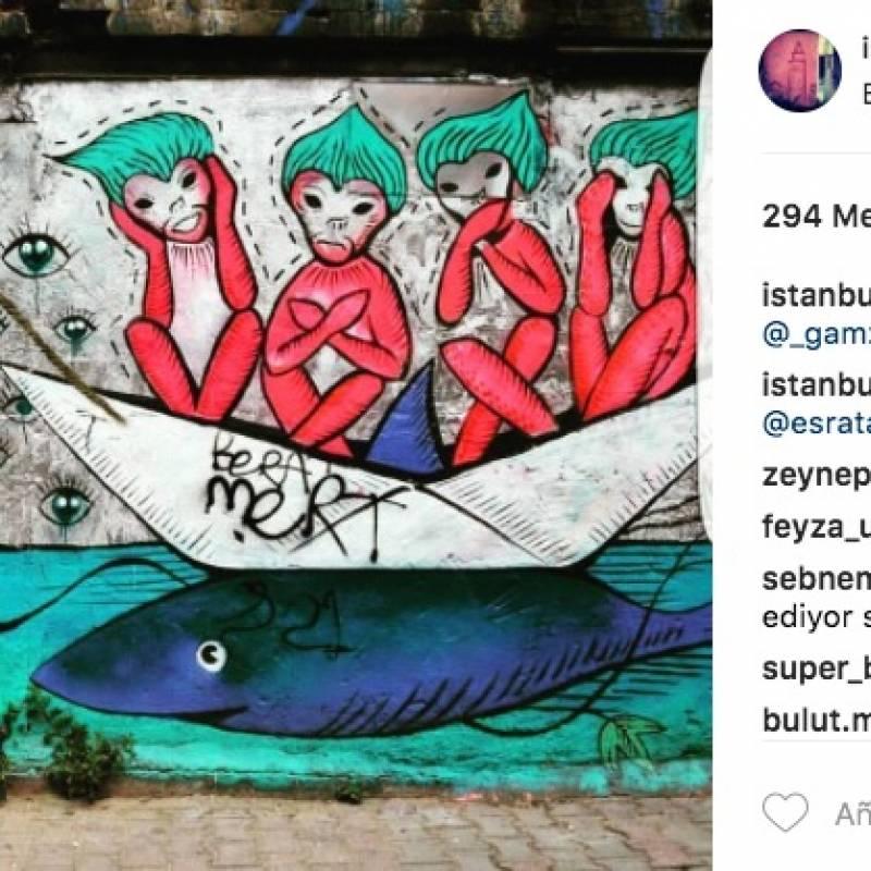 Street Art, Turquía
