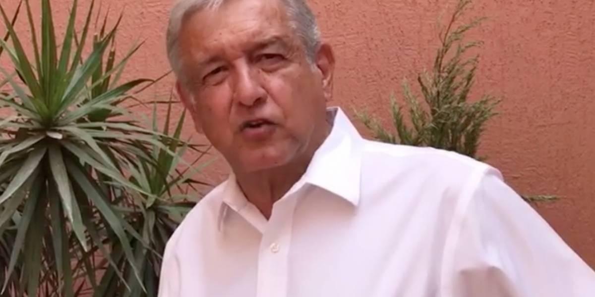 Frente Único de lambiscones y paleros, así calificó AMLO la alianza de PAN y PRD