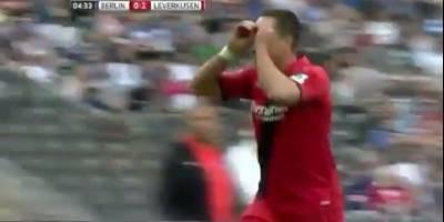 VIDEO: 'Chicharito' anota con el Bayer Leverkusen en la Bundesliga