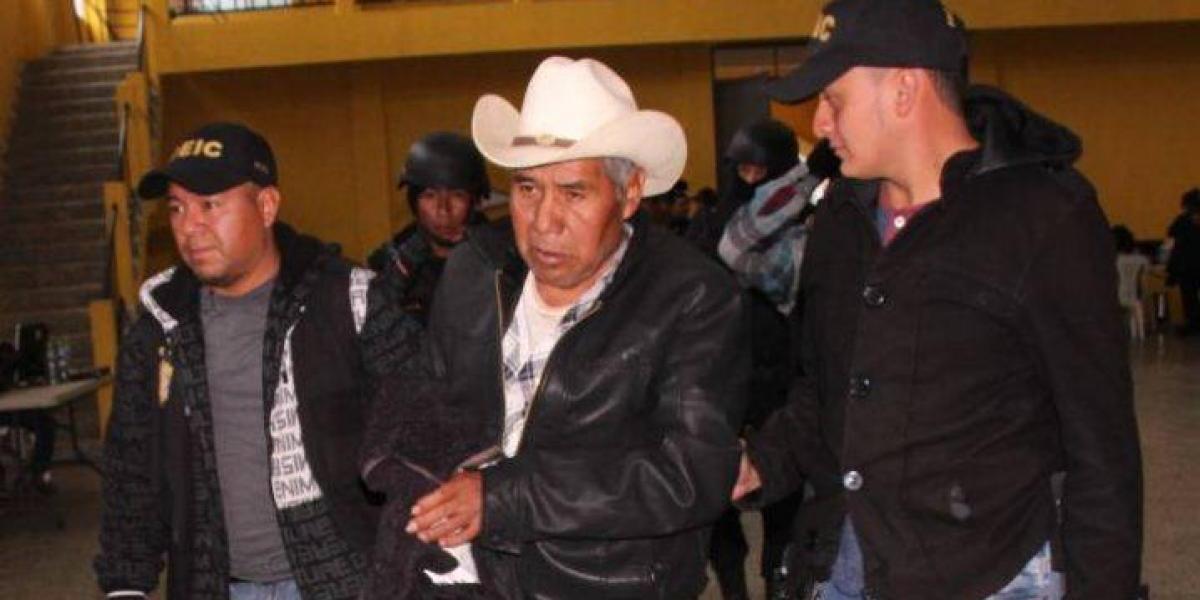 Capturan a la tercer persona tras el estado de Sitio en San Marcos