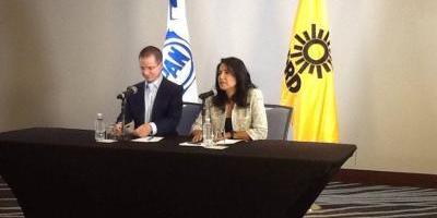 PRD y PAN anuncian alianza rumbo a las elecciones, pero nada en Edomex
