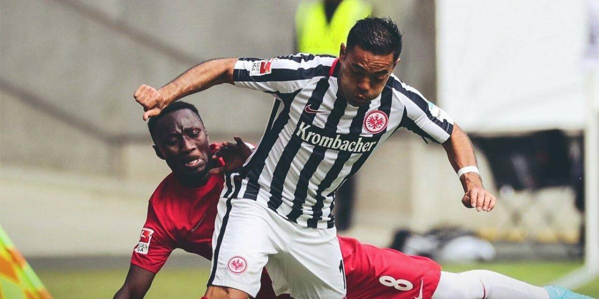 Fabían y el Eintracht consiguen sufrido empate en el cierre de la Liga alemana