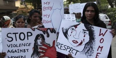 Joven india cortó genitales a líder espiritual cuando la intentaba violar