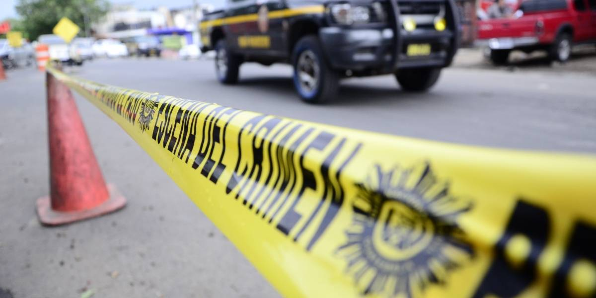 PNC investiga caso de niño que habría sido secuestrado por su papá