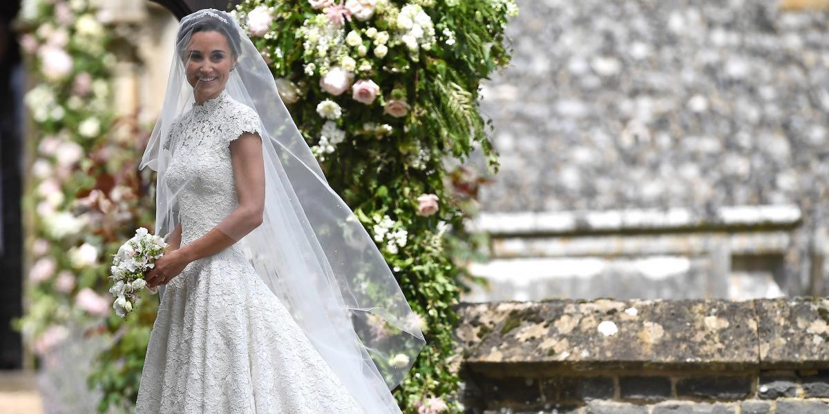 La Monarquía Británica está de fiesta: se casa Pippa, hermana de Kate Middleton