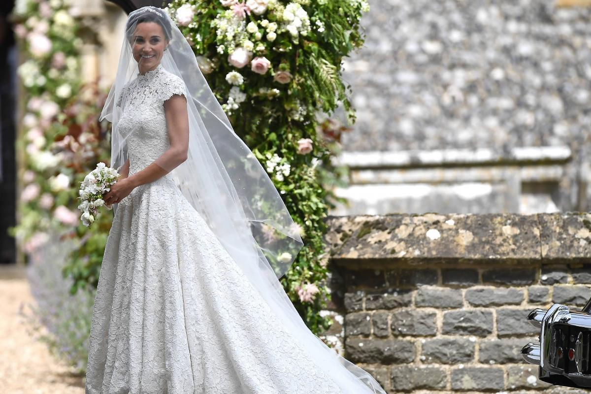 Boda de Pippa Middleton Foto: Getty Images