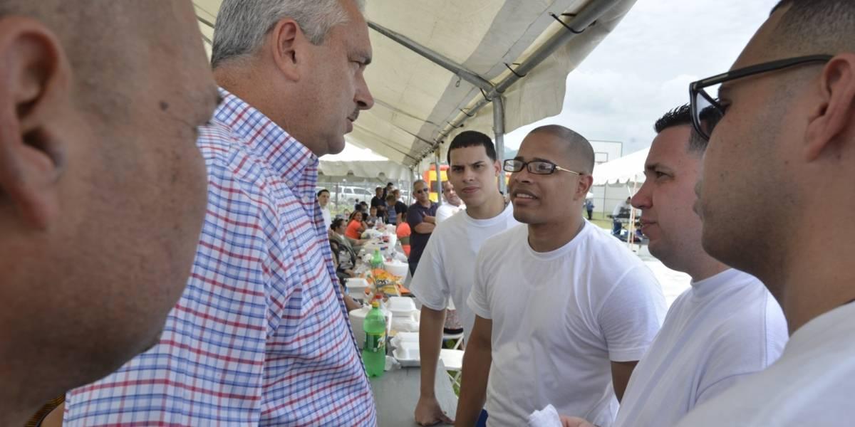 Rivera Schatz se compromete a asignar fondos a cárcel de Guayama