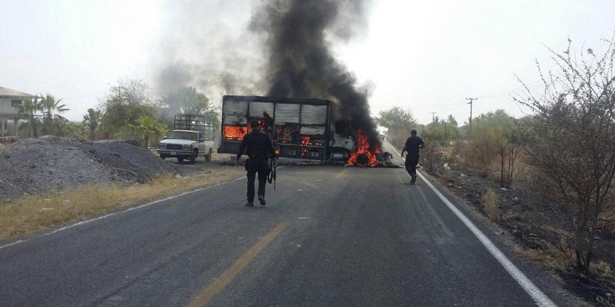 Activa Michoacán operativo en Tierra Caliente por bloqueos