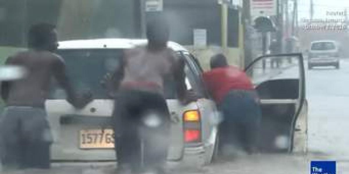 Lluvias dejan al menos 7 muertos y 20 desaparecidos en Haití