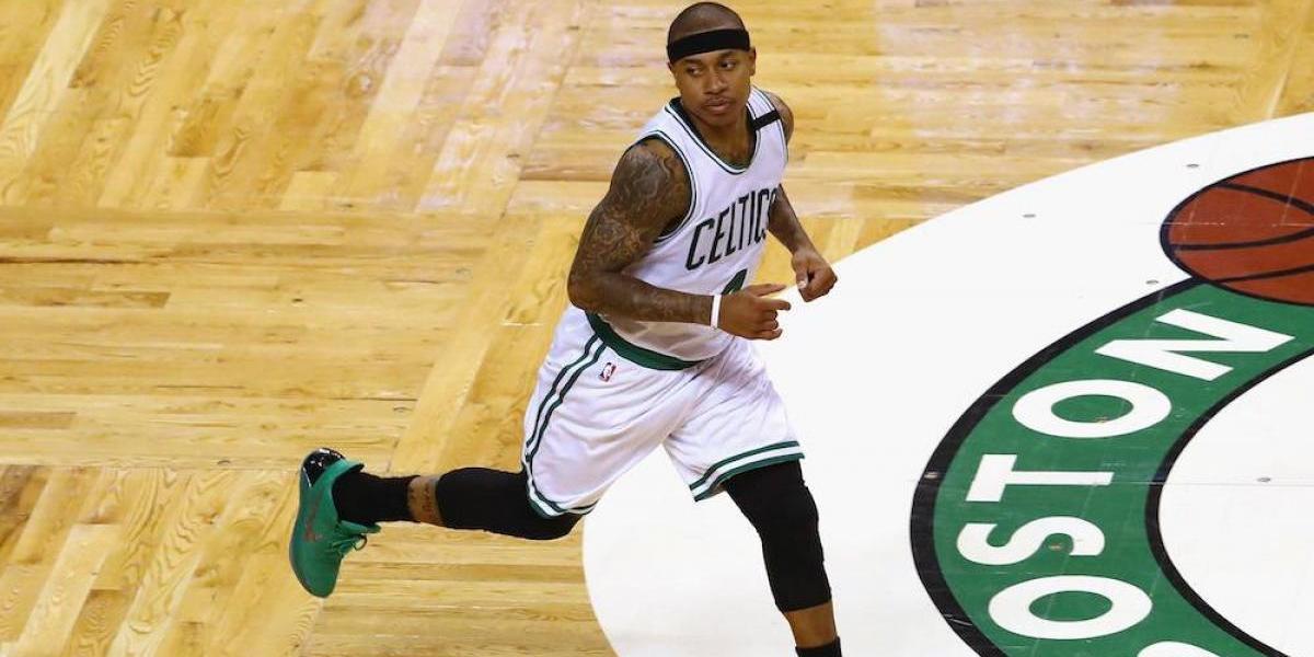 Celtics pierden a Isaiah Thomas lo que resta de temporada
