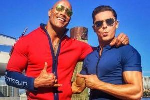 """Zac Efron y Dwayne Johnson, una nueva generación de """"Baywatch"""""""