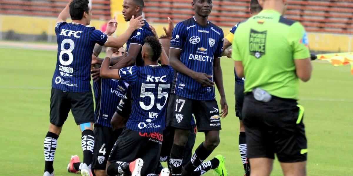 Independiente del Valle es puntero y River Ecuador venció a Clan Juvenil