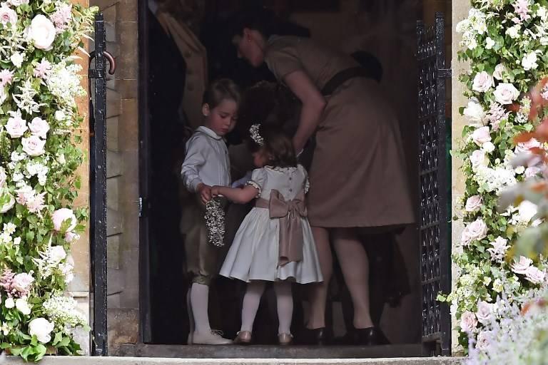 Secreto develado: el vestido de novia de Pippa Middleton, en detalle