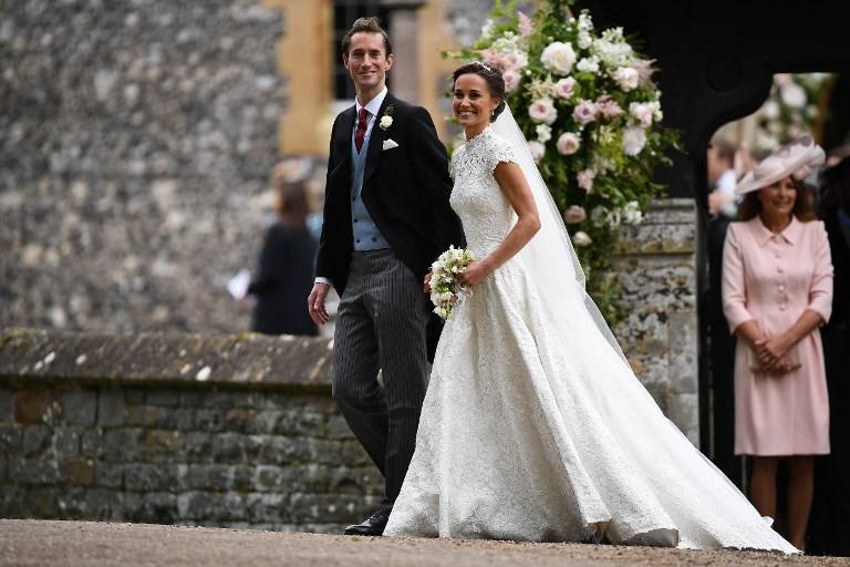 Pippa Middleton se casa con inversionista James Matthews