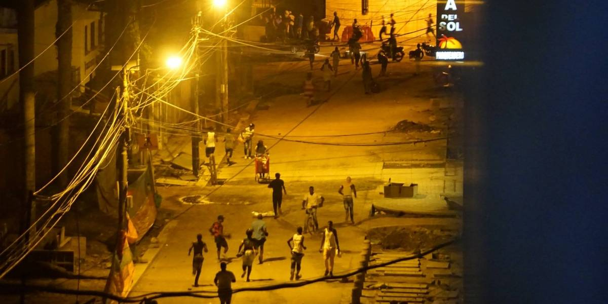 Tras varios enfrentamientos en Buenaventura, 80 personas serán judicializadas