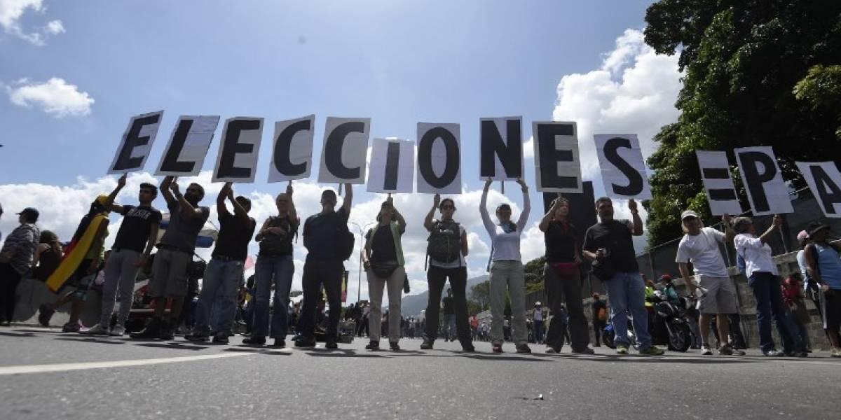 """Secretario general de la OEA pide """"elecciones generales ya"""" en Venezuela en el día 50 de las protestas contra Nicolás Maduro"""