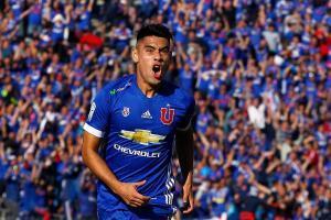 Felipe Mora de punta de lanza: Los pilares que tuvo la U campeona