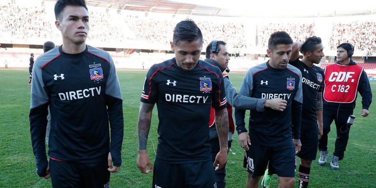 Trastienda de la triste y silente despedida de Colo Colo al título del Clausura