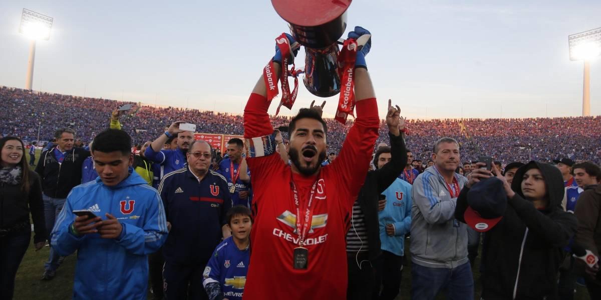 """Herrera cree que la U no tiene límites: """"El próximo torneo lo tenemos que ganar también"""""""