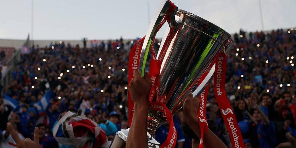 La U suma otra estrella: el listado de campeones de Primera División en el fútbol chileno