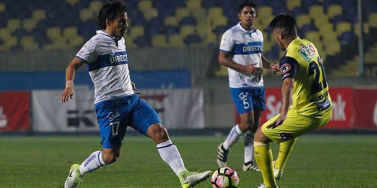 La UC terminó el Clausura con amargo empate ante la U. de Concepción