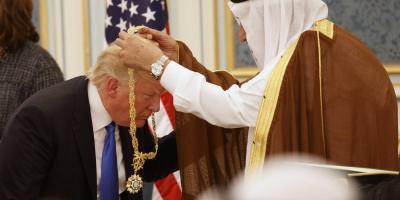 Trump recibe trato de