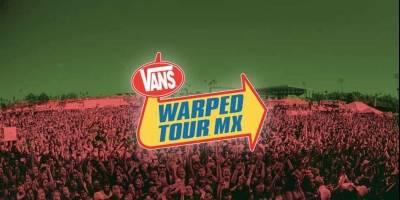 Warped Tour México cambia de fecha y recinto