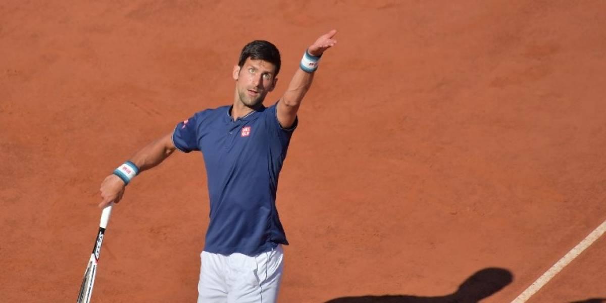 Djokovic confirma que Agassi es su nuevo entrenador a partir de Roland Garros