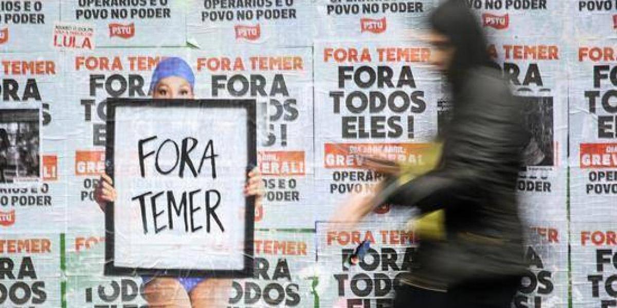 Temer contra las cuerdas: La Orden de Abogados de Brasil pedirá la apertura de un juicio político contra él