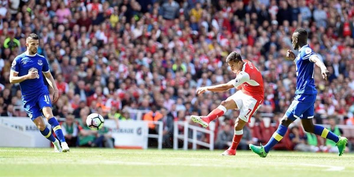 Arsenal no alcanzó el objetivo y se quedó sin Champions League la próxima temporada