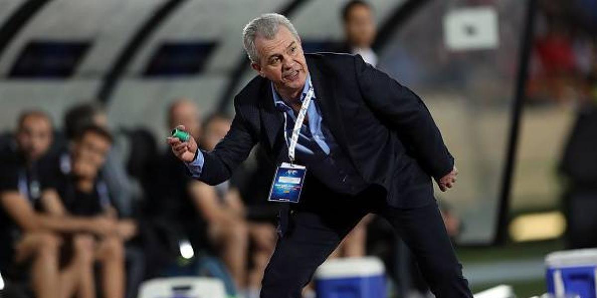 Javier Aguirre deja de ser técnico del Al-Wahda