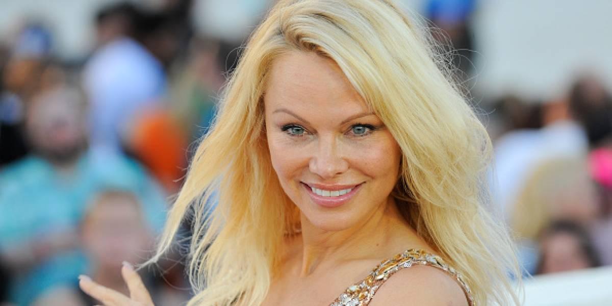 Pamela Anderson genera críticas por su aspecto