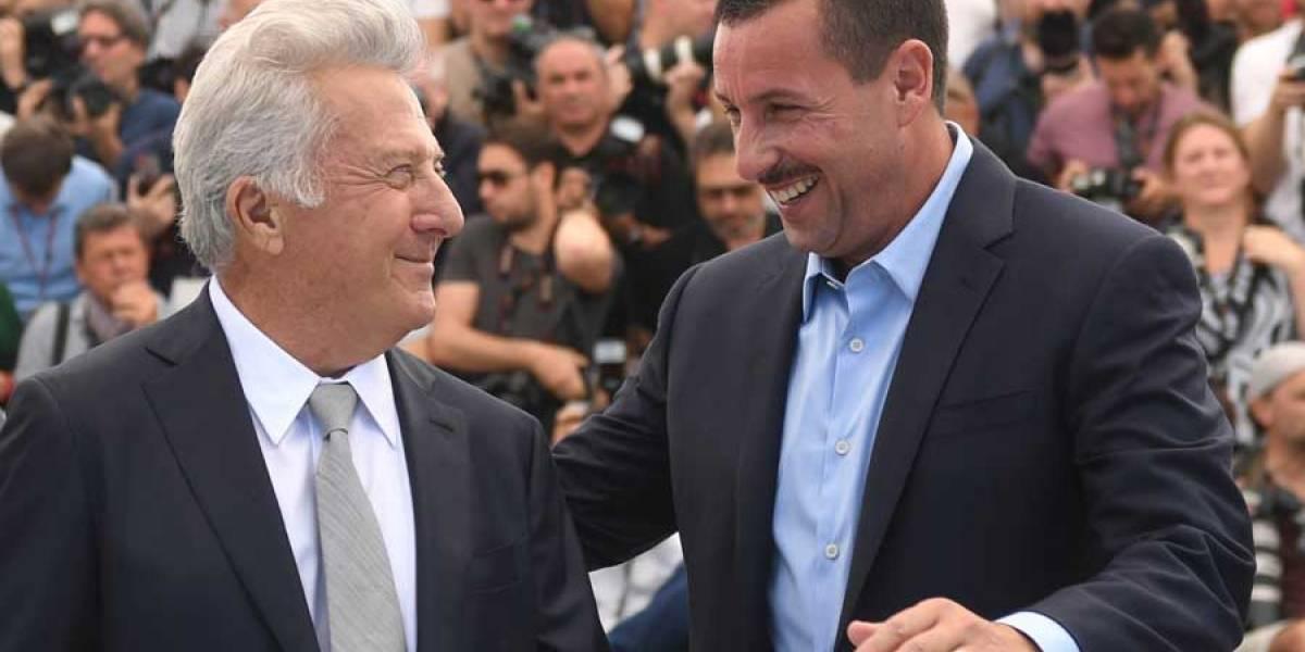 Adam Sandler cosecha elogios en Cannes