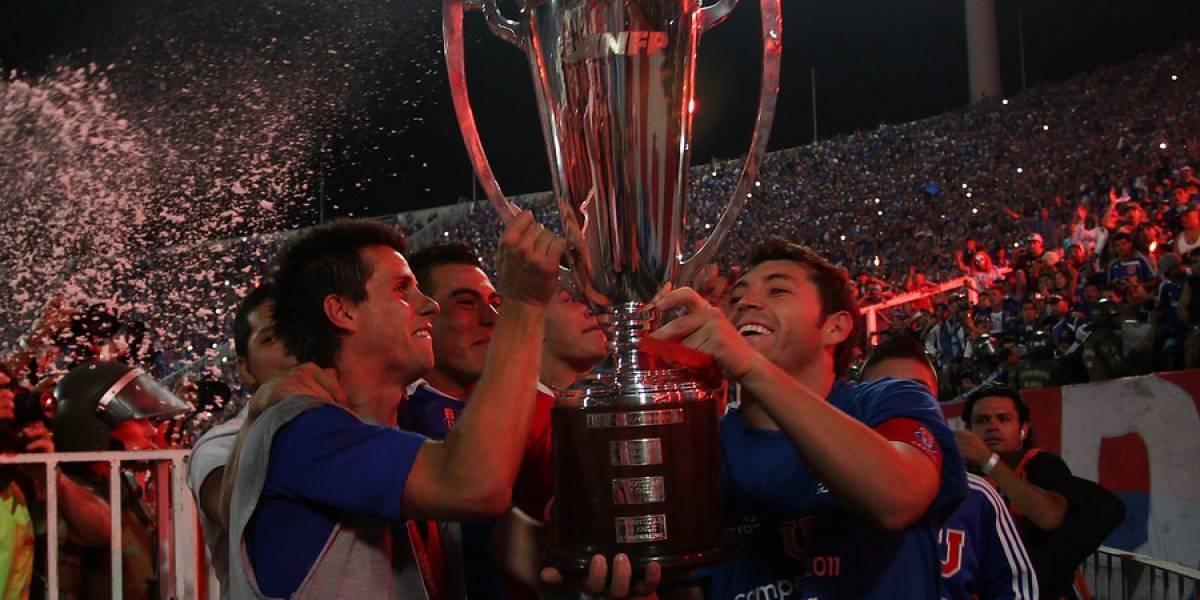 ¿Qué se siente ser campeón con la U? Relatos e historias de títulos azules