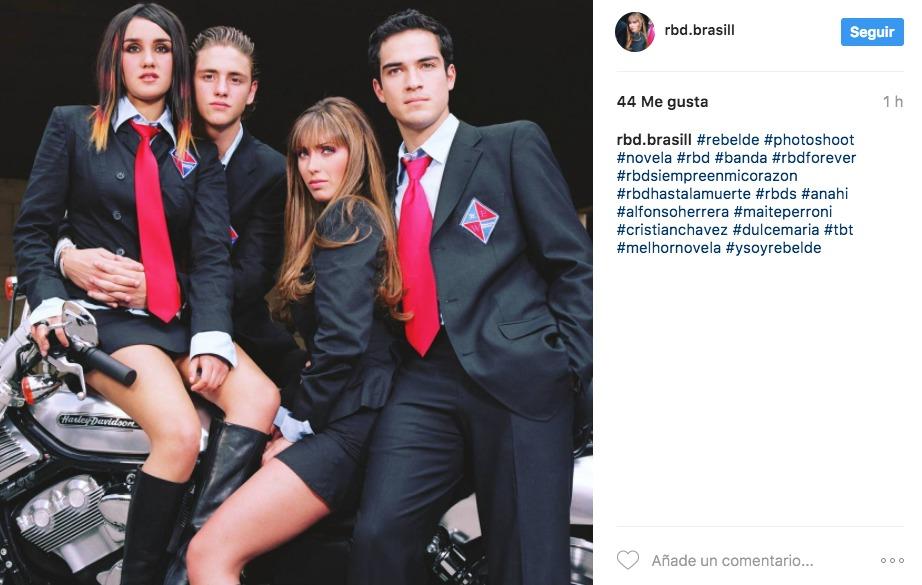 Exintegrante de RBD habla de escena gay de Alfonso Herrera