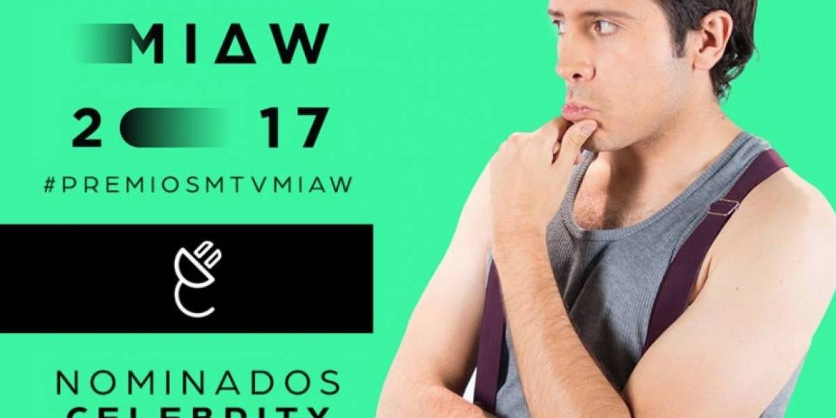 Enchufe TV está nominado en los MTV MIAW 2017
