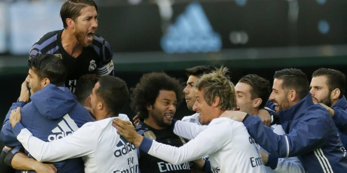 Emocionante y polémica definición del título de Real Madrid en España